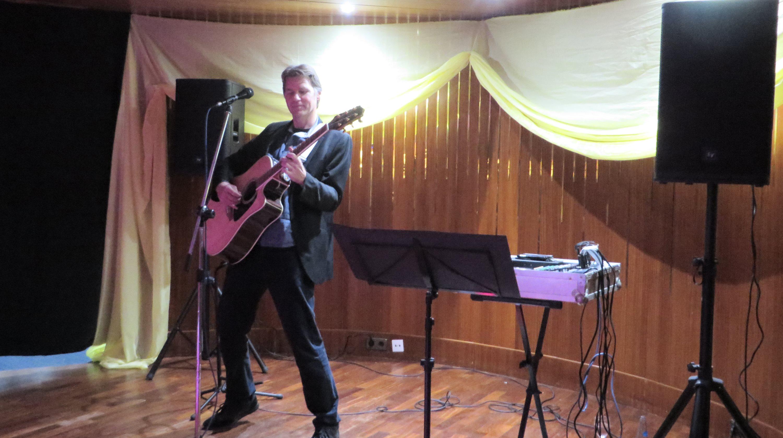 Sänger Gitarrist Berlin